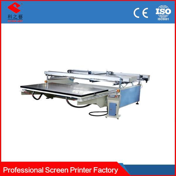 large format screen printing machine 01