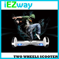 2015 iEZway fashion sport smart electric self balancing scooter