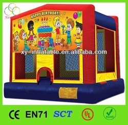 Top Sale PVC Kids Birthday Party Bouncer Inflatable