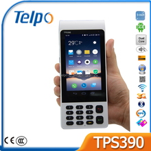 New Design Telpo TPS390 Rugged Barcode Scanner Touch Screen cash register monitor cash registers with keyboard