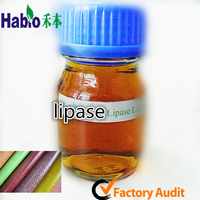 leather degreasing agent industrial Lipase