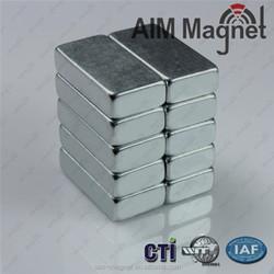 N42 F30 x 30 x 30mm Neodymium Magnet