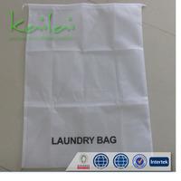Canvas washable laundry bag