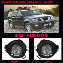 MACAR's fog lamp fog light apply for nissan pathfinder 2010-2012 xtrra 2005-2009