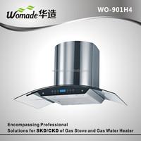 WO-901H4 self venting range hood with LED lights/kitchen hood/cooker hood