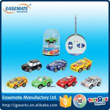 Mini Speed 6cm RC Radio Remote Control Micro Racing Car Toy Gift
