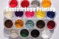 logotipo personalizado y color de uñas de acrílico en polvo