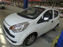 left hand drive 4 door 4 person electric car from china