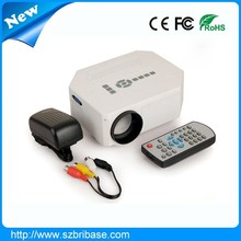 LED pocket film display projector for Mobile phone low price pocket projector for home theatre
