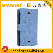 2015 new Factory price flip leather case for Nokia lumia 430,for nokia microsoft lumia 430 back case, for nokia microsoft