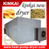 hot air circulating Industrial dried fruit food dehydrator drying machines