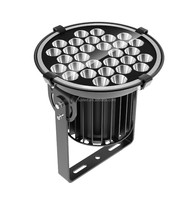 Good price factory sell outdoor IP65 high pole led spot light 100w for hall lighting