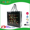 Nylon Foldable Shopping bag, handled pp non woven bag