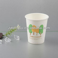 2013 Newest printed paper cups for water