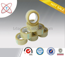 High quality water activated bopp clear packing tape/ carton sealing tape