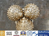 """tci tricone button rock bits seal bearing 12 1/4"""" iadc 637 kingdream deep water well drilling"""