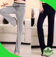 hotyt design latest design fashion pants for running jogging sportswear