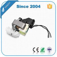High rpm ac electrical motor Fan motor 230V medical nebulizer motor, vacuum pump,ventilating fan