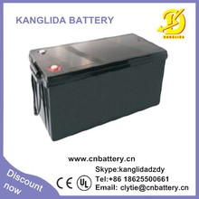 2 pcs of 12v 300ah in parallel to be 12v 600ah deep cycle battery