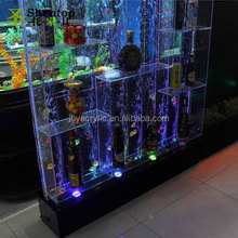 2015 Wholesale Custom Any Size assembly free clear acrylic fish tank