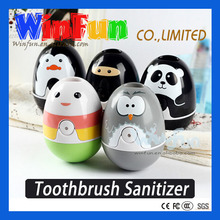 Egg Shape UV Tothbrush Sanitizer Eliminate Bacteria