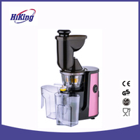 Unique low speed technology system juicer extractor big mouth slow juicer