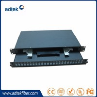 Big Discount ADTEK Lc-Sc Outdoor Fiber Optic Patch Panel