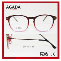 Xiamen fancy tr90 japanese eyeglass frame