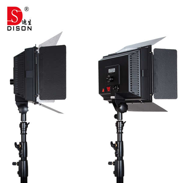 professional led photography lighting for studio shooting warm or