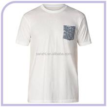 New Arrival Men Cotton Spandex Skin Tight Mesh Net Plain White Heritage Polo V-neck T Shirts