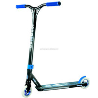 top end freestyle street stunt scooter with HIC compression