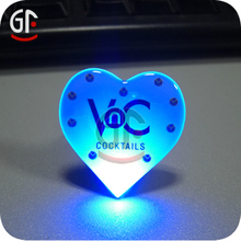 New Product Of China Party Event Led Flashing Magnetic Glow Pin