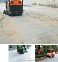 2015 HSTD warehourse clean machine , Electric road sweeper manufacture in china