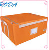 Collapsable square stainless steel containers tool boxes with lid