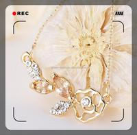2015 fashion design gold necklace designs,alloy brass pendant necklace