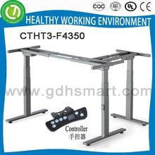 Intelligently height adjustable desk frame & Foshan guangdong manufacturer height adjustable table leg sale abroad