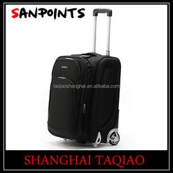Fashion soft trolleysuitcase chinese suitcase luggage handle parts luggage and bags bulk leather luggage tags