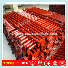 shoring props and telescopic props ,scaffolding shoring props innovative products for import, high quality props jack