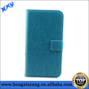 Wholesale leather case for Samsung S4 with wallet features