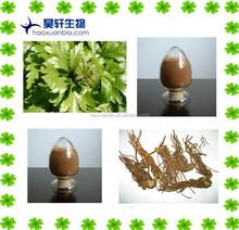 Cas 9000-55-9 Sinopodophyllum emodi extrato Podophyllin 25% 50% 98%