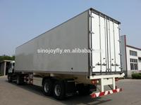 Hot selling day old chicken truck body with high quality day old baby chicken transport truck/baby chicks transport truck bodies