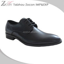 Competitive Price China Manufacturer Top Brand Men Soft Leather Shoes