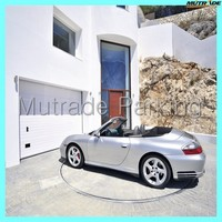 Auto Motor electric car wheel turntable