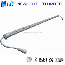 High quality SMD 5050 led rigid bar with aluminium profile for decoration