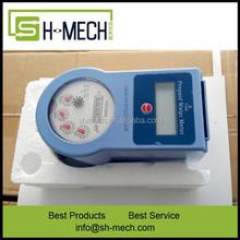Alta calidad de prepago seco inteligente medidor de agua