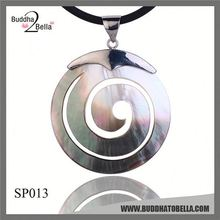 HOT SALE simple design stainless steel rose gold necklace in many style