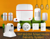 WiFi Internet GSM GPRS Home House Security Alarm System Control Network