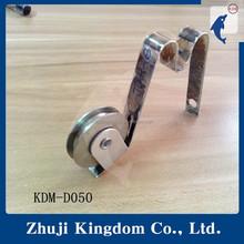 Manganese steel door roller ,M shape roller steel, Industrial steel roller