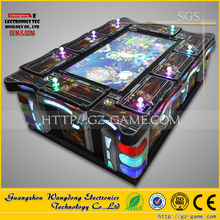 Cristales WD-021 8 jugadores dragon hunter juegos de pesca captura de peces juegos de casino game fish