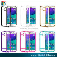 consumer electronic accessories clear plastic dust cover for galaxy s6
